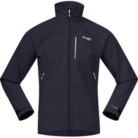 Bergans Slingsby LT Softshell Jacket Herre dark navy/white